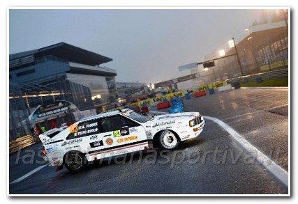 Gioiosa Marea – CST Sport con Riolo – Floris al Monza Rally Show