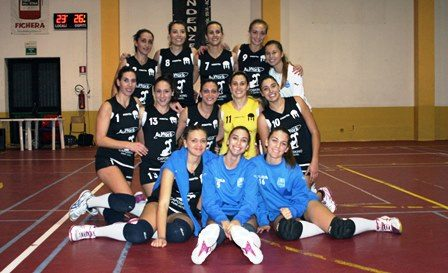 Brolo – Esordio vittorioso in Serie C per la matricola Saracena Volley