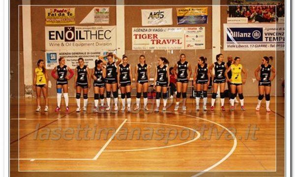 Brolo – La Saracena Volley esce sconfitta dal Pala Jungo di Giarre