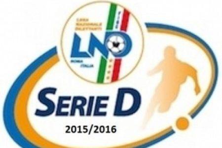 Serie D –  Risultati, marcatori e classifica dopo la15° Giornata