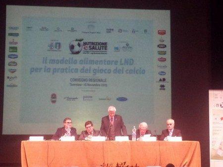 "Taormina – Successo  per il convegno ""Nutrizione è Salute"""