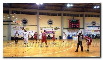 Basket – Un'ottima Irritec Costa d'Orlando espugna Palermo, Green k.o. 64-74