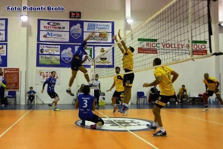 Ancona & Palmizio Volley Brolo in trasferta in terra lucana