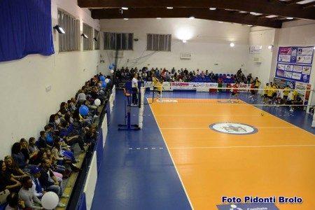 Brolo – Domenica l'Ancona & Palmizio Volley, riceve la corazzata Aversa