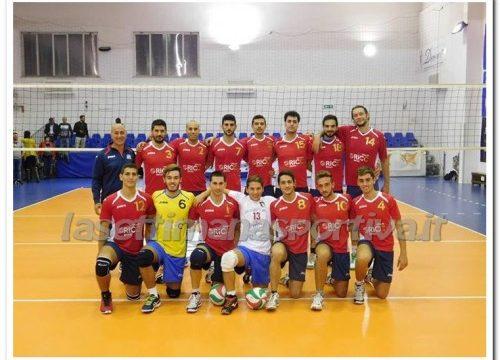 Gupe Volley Battiati CT vs Ricc Volley Brolo