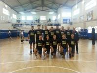 Ricc Volley Brolo vs Elettron. Cicala Palermo