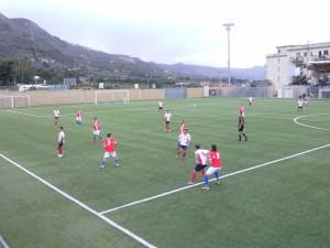 Il Rocca non fa sconti, con una cinquina serve il Forza Calcio Messina