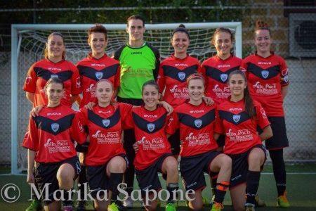 Calcio Femminile – Il San Lorenzo ritorna alla vittoria a spese della Quisquinese