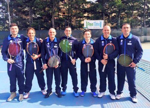 Brolo – Tennis: campionato invernale a squadre. Serie B Maschile