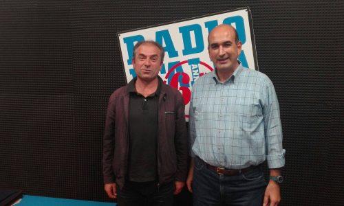 """Due Torri & """"Un Calcio alla Palla"""" su Radio Italia Anni 60 con Antonio Venuto"""