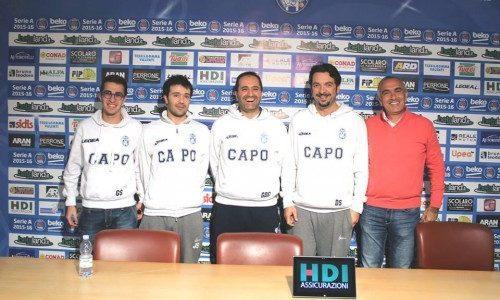 """Betaland Capo d'Orlando, Gennaro Di Carlo: """"Ho fiducia assoluta nel gruppo"""""""