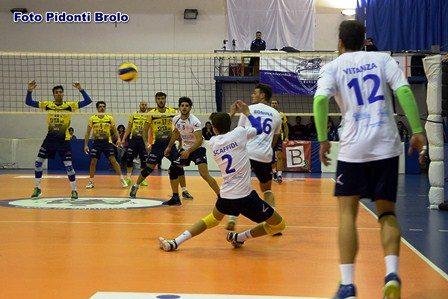 Brolo – Ancona & Palmizio Brolo in trasferta contro la Cis Reti Latina