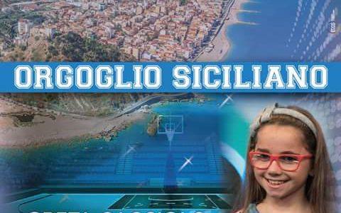 Capo D'Orlando – L'Orlandina Basket festeggia la piccola Greta!