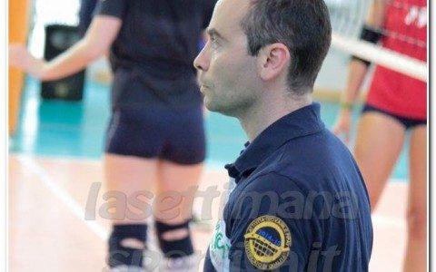 Saracena Volley: chiuso il rapporto con l'allenatore Venuto