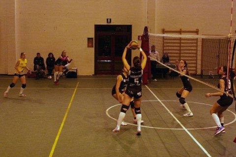 La Saracena Volley centra la quinta vittoria