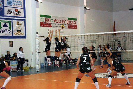 Brolo – La Saracena Volley fa sudare la capolista Santo Stefano