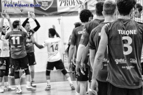 Brolo – L'Ancona & Palmizio Brolo attesa al derby con  l'US Universal Catania