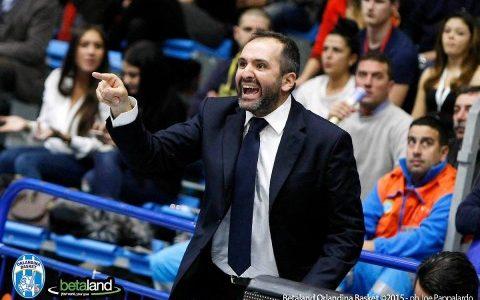 Orlandina basket – Esonerato coach Griccioli, squadra affidata a Di Carlo