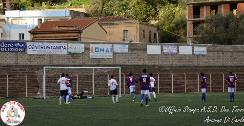 Serie D – Due Torri vs Scordia 1-0 (Sintesi Video)