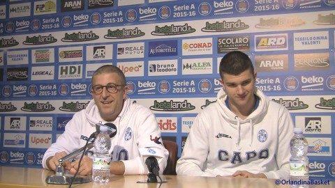 Orlandina Basket: Griccioli: «A Milano non dovremo snaturarci»