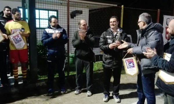 "Sinagra – ""Un calcio per la vita"", il triangolare di beneficenza va all'Umbertina"