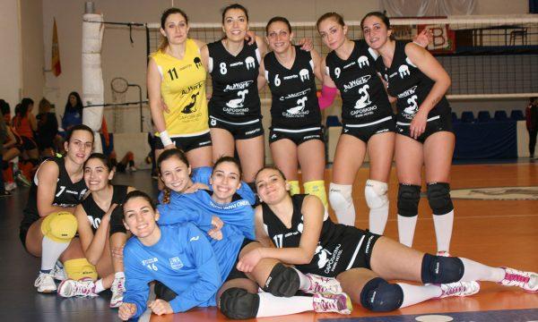 Brolo – La Saracena Volley ritrova la vittoria.