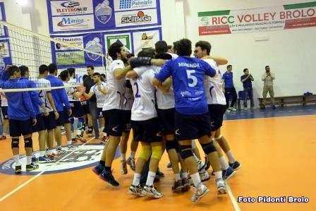 """Ancona & Palmizio Volley Brolo, in trasferta nella """"Tana dei Lupi"""""""