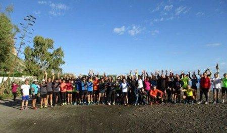 Podistica Pattese: 200 passi hanno fatto irruzione nella quiete dei laghetti di Marinello