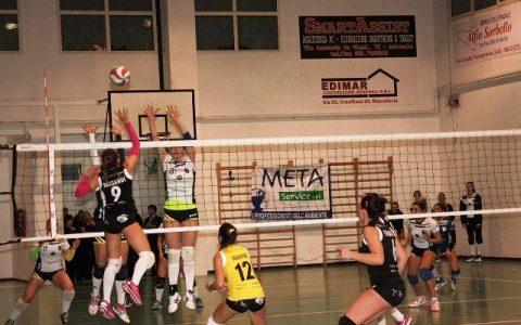 La Saracena Volley cede in esterna contro la Liberamente