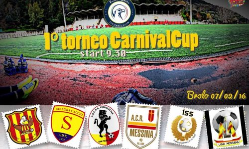Brolo – La Futura organizza il 1° torneo CARNIVAL Cup