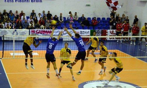 Ancona & Palmizio Brolo domani in campo a Gioia del Colle