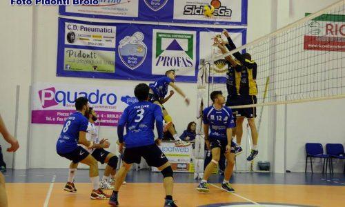 Nella prima di ritorno l'Ancona & Palmizio Brolo ospita Cinquefrondi
