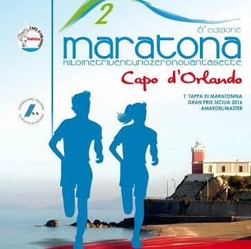 Capo d'Orlando ancora un sold out: record di iscritti alla maratonina