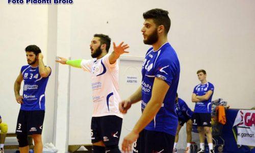 Lagonegro vince contro  Ancona & Palmizio Brolo è conquista la vetta della classifica