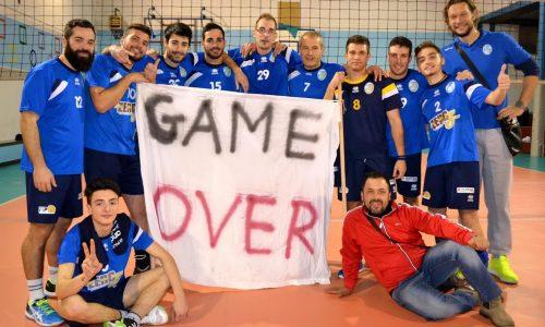 Festa grande per l'Orlandina Volley: la maschile è promossa in Serie D!