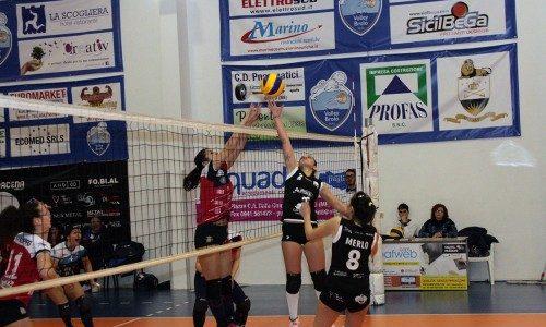 Brolo – La Saracena in esterna contro il Volley 96 Milazzo