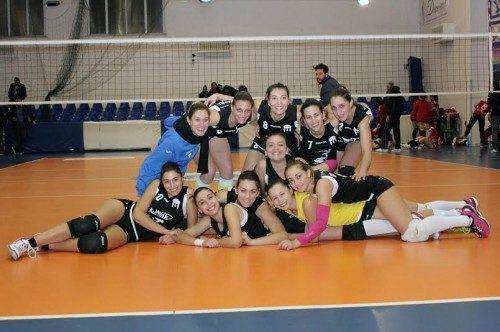 Brolo – La Saracena Volley batte il Golden Aci Catena