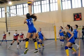 L'Orlandina Volley Tortorici 3-0 primo posto