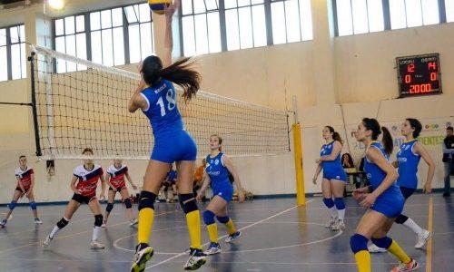 L'Orlandina Volley supera Tortorici per 3-0 e vola al primo posto