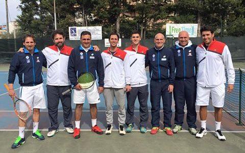 Brolo – Per il Circolo Tennis nulla da fare contro il Tennis Filari