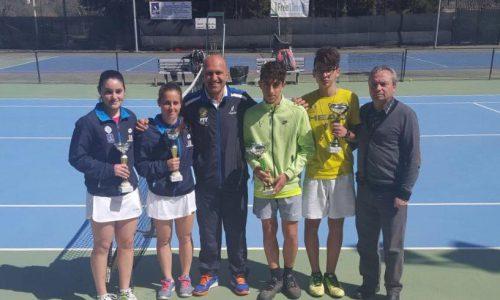 Brolo – Circolo Tennis: Torneo Under 16, la 1° prova del Circuito Sicilia 2016