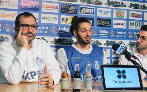 Betaland Capo d'Orlando: Coach Di Carlo: «A Sassari un esame di maturità»