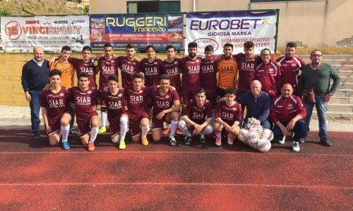 Polisportiva Gioiosa : La formazione Juniores vince il campionato provinciale