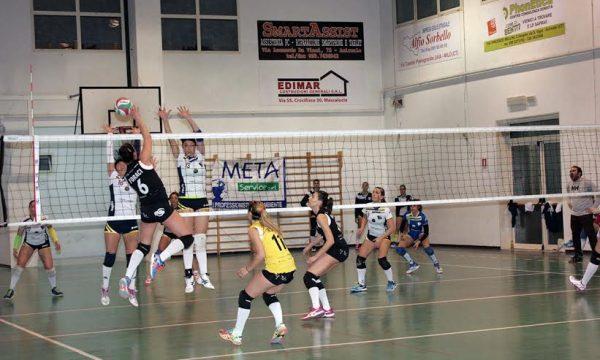 Brolo – La All Work Saracena Volley ospita la Liberamente