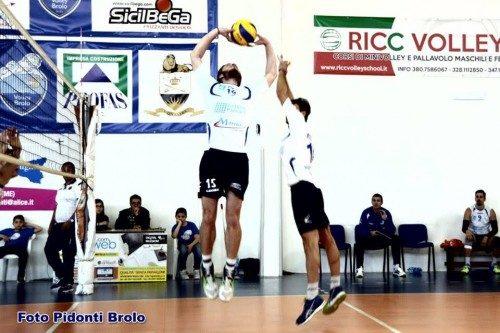 Per l'Ancona & Palmizio Brolo un altro derby
