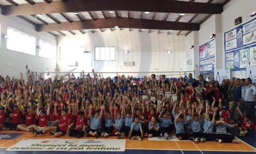 Tra Sport e Solidarietà il Minivolley fa centro anche a Brolo