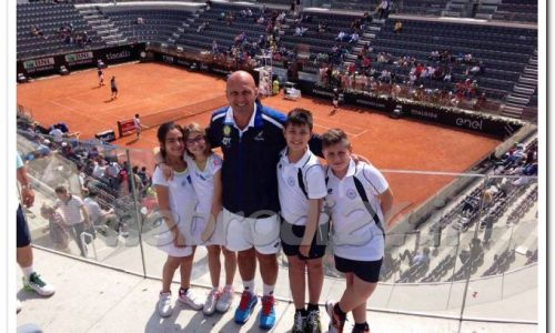 Brolo & Tennis – L'Istituto Comprensivo di Brolo protagonista al Progetto Racchette di Classe