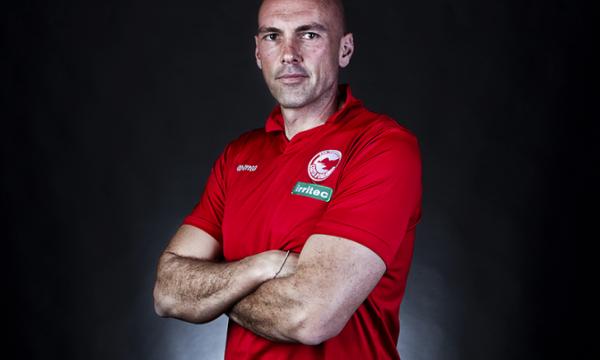 Coach Peppe Condello guiderà ancora la Irritec Costa d'Orlando