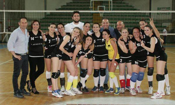 La Saracena Lavalux conquista la Serie D – Battuta Roccalumera nei playoff big