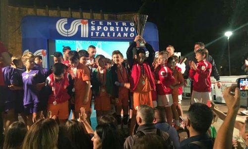 La straordinaria favola della Tyrrenium, vice campione d'Italia a Montecatini